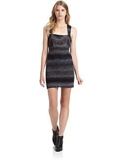 Free People - All You Ever Wanted Mini Dress/Black