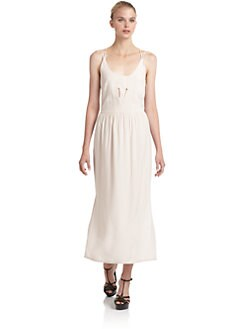 Something Else - Crossback Maxi Dress