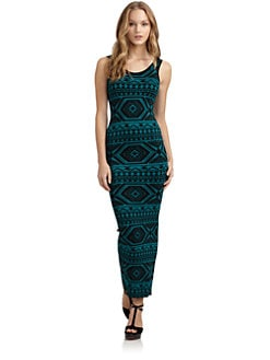 Torn - Amelie Knit Maxi Dress