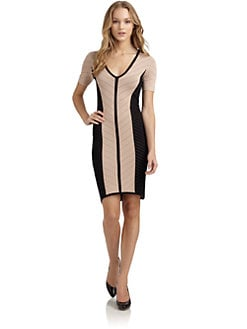 Torn - Caterina Ponte Knit Dress