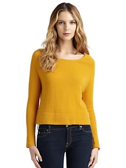 Qi New York - Nadine Cashmere Sweater