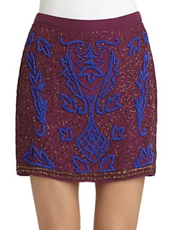 Candela - Beaded Ashby Skirt