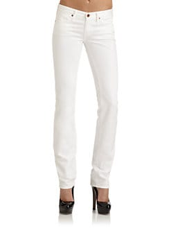 AG Adriano Goldschmied - The Casablanca Slim-Leg Jeans