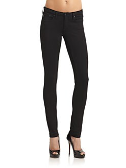 AG Adriano Goldschmied - The Legging Super Skinny Knit Pants