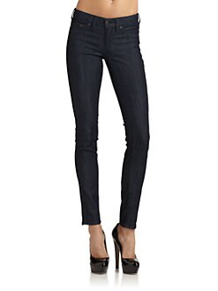 AG Adriano Goldschmied - The Legging Super Skinny Jeans/Midnight Blue