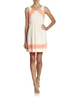 Free People - Georgia Paneled Dress