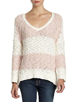 Free People - Rugby Songbird Sweater