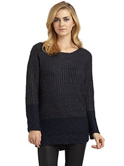 A+RO - Tunic Sweater