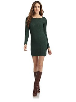 A+RO - Ribbed Sweater Dress