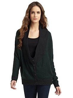 A+RO - Chevron Dolman Cardigan