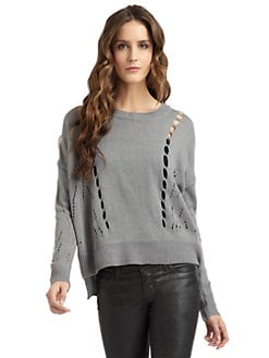 A+RO - Cutout Sweater