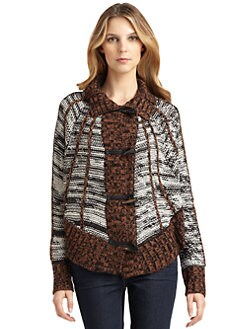 A+RO - Dolman Toggle Cardigan