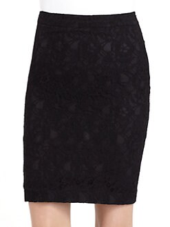 Love Moschino - Lace Pencil Skirt
