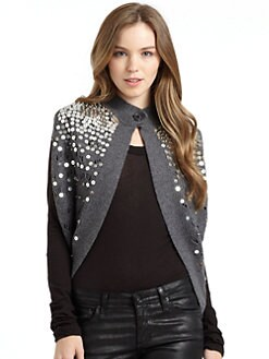 Love Moschino - Sequin Knit Vest