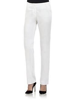 Love Moschino - Classic Straight-Leg Trousers