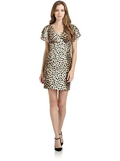 Love Moschino - Paw Print Dress