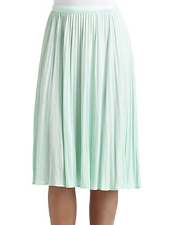 Tibi - Relaxed Jersey Skirt