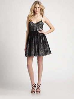 Aidan Mattox - Lace Dress