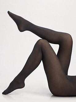 Falke - Cotton Blend Opaque Tights
