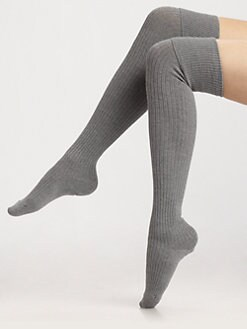 Falke - Ribbed Over-The-Knee Socks