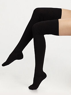 Falke - Glamour Sparkle Over-The-Knee Socks