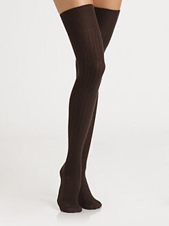 Falke - Cable Over-The-Knee Socks