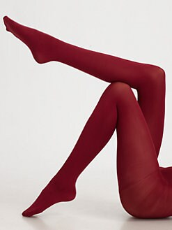 Hue - Super Opaque Control Top Tights
