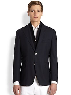 Corneliani - Two-Button Club Blazer