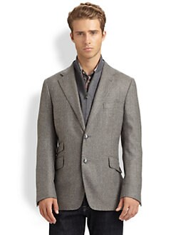 Corneliani - ID Boucle Club Blazer