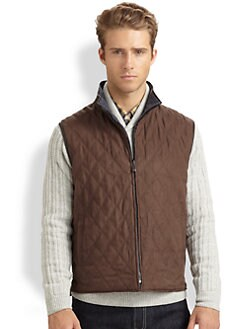 Corneliani - Reversible Vest