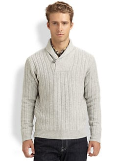 Corneliani - Shawl Collar Sweater