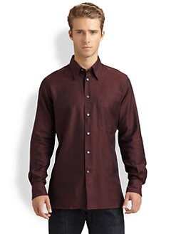 Corneliani - Solid Sportshirt