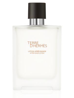 Terre d'Hermes After-Shave Lotion / 3.3 oz.