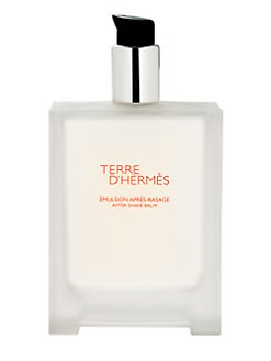 HERMÈS - Terre d'Hermès After-Shave Balm/3.3 oz.