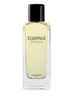 HERMÈS - Equipage Eau de Toilette natural spray/3.3 oz.