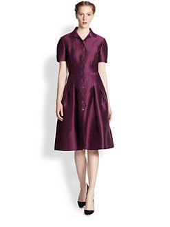 Carolina Herrera - Mikado Dress