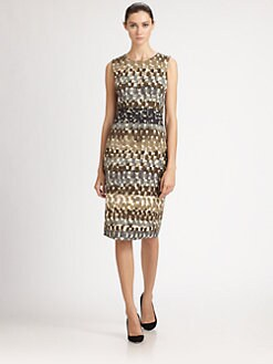 Carolina Herrera - Printed Dress