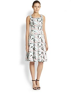 Carolina Herrera - Swimming Ladies Dress