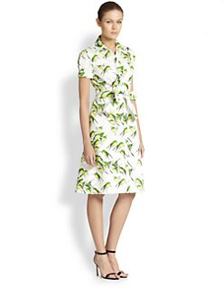Carolina Herrera - Sparrows Shirtdress