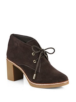 f8572d373 Tory Burch Hilary Shearling-Lined Suede Ankle Boots