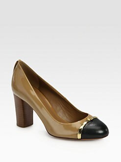 Tory Burch - Pacey Patent Leather Pumps