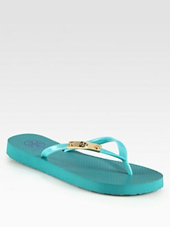 Tory Burch - Elisha Thong Flip Flops