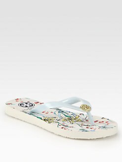 Tory Burch - TB Flip Flops