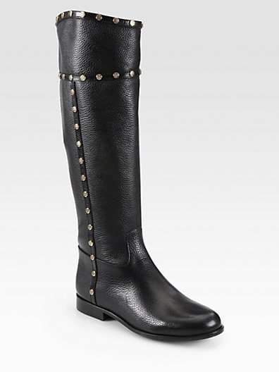 fd6f9090d4fb89 Mae Leather Knee-High Riding BootsI remember a several days before. I found  Mae Leather Knee-High Riding Boots sale at many of the online store.