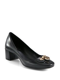 Tory Burch - Rebekah Leather Pumps
