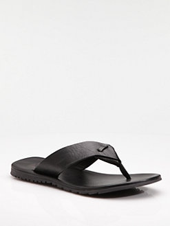 Saks Fifth Avenue Men's Collection - Thong Sandals