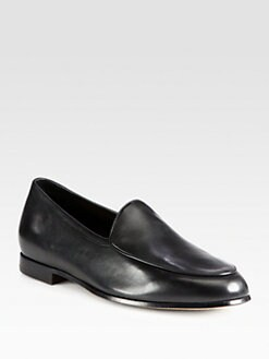 Saks Fifth Avenue Men's Collection - Leather Loafer