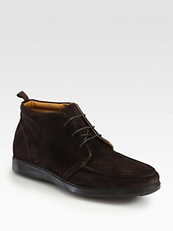 Saks Fifth Avenue Men's Collection - Sawyer Suede Ankle Boot