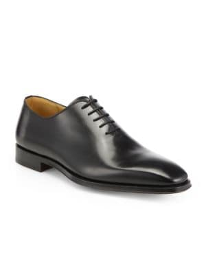 Saks Fifth AvenueCOLLECTION BY MAGNANNI Leather Balmoral Shoes GZM9OHhro
