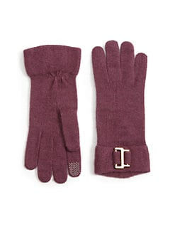 Portolano - Knit Gloves & Accent Detail